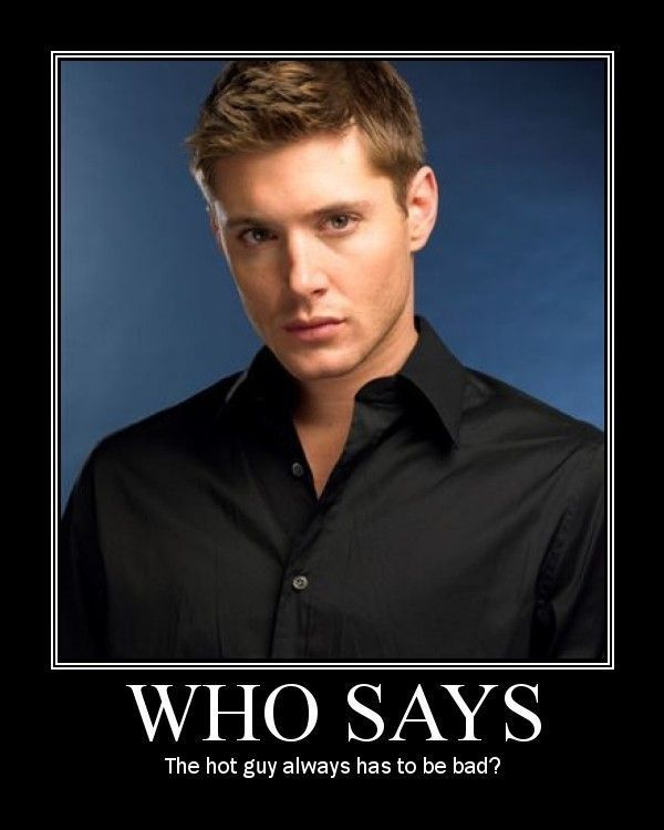 Funny Dean Winchester Memes Picture