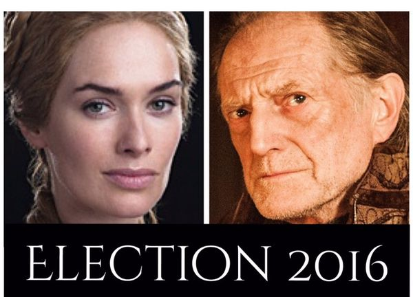 Funny Game of Thrones Election Meme Images
