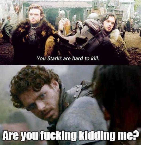 Funny Game of Thrones Election Meme Joke