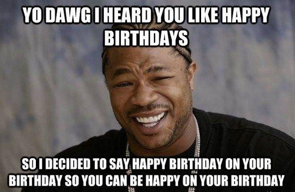 Funny Good Birthday Memes for Boyfriend Photo