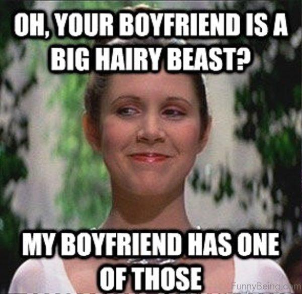 Funny My Boyfriend Meme Image