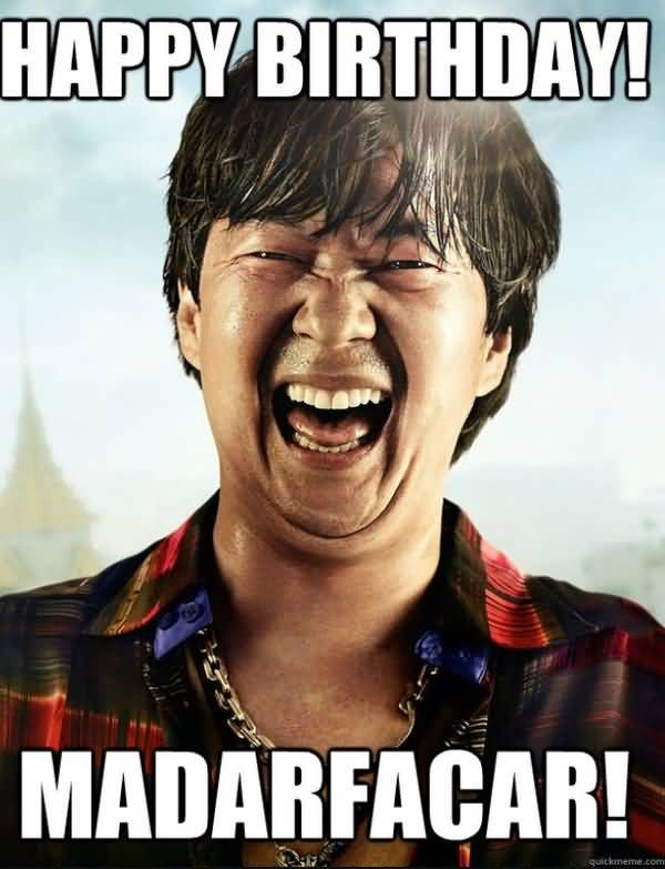 Funny Naughty Birthday Memes Image