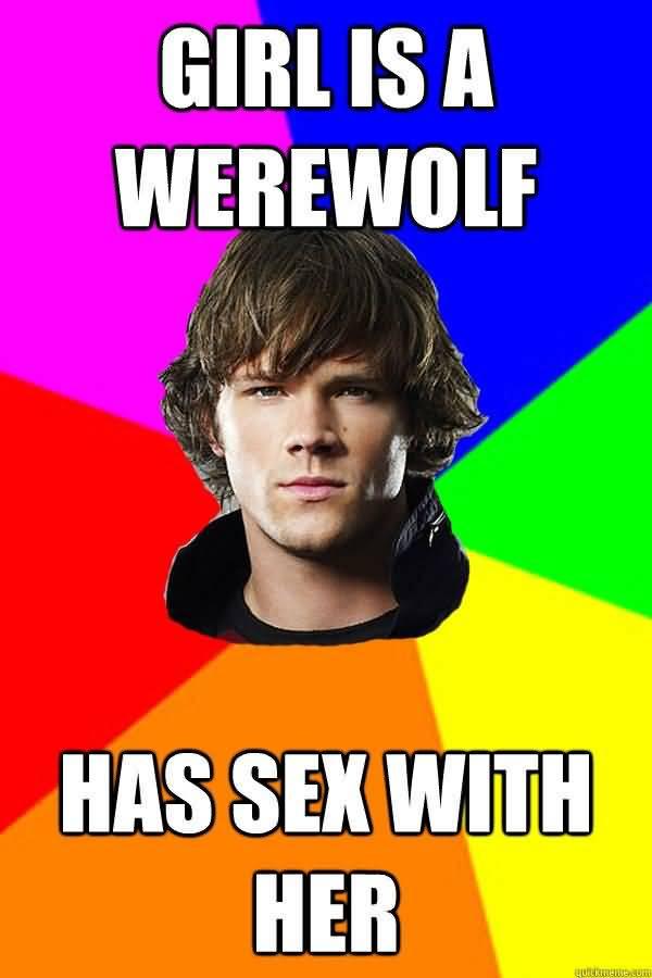 Funny Sam Winchester Memes Joke