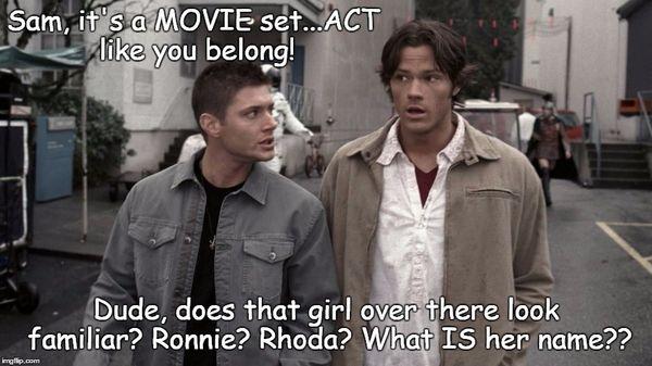 Funny Sam and Dean Memes Jokes