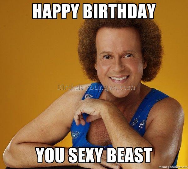 Funny Vulgar Birthday Meme Jokes