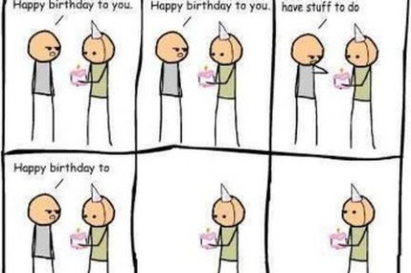 Funny amazing birthday meme for friend with wishes picture