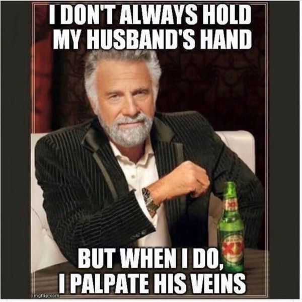 Funny amazing nurses be like humour meme