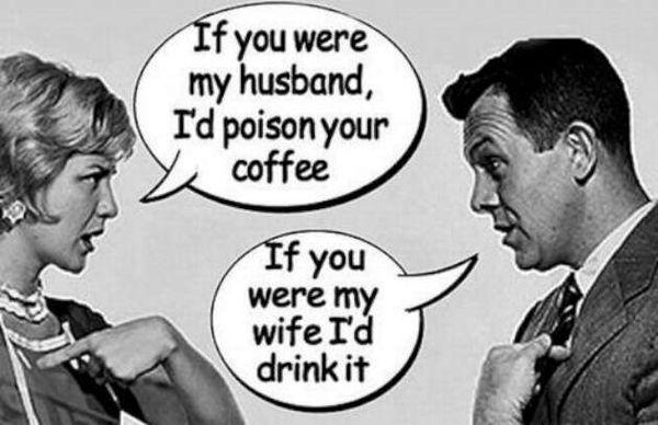 Funny amazing wife husband meme joke
