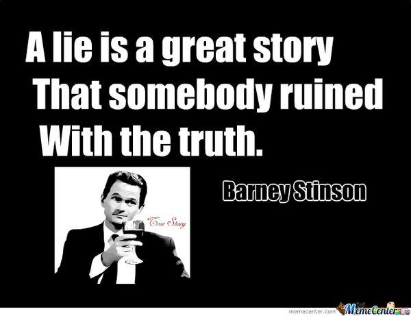 Funny barney stinson meme photo