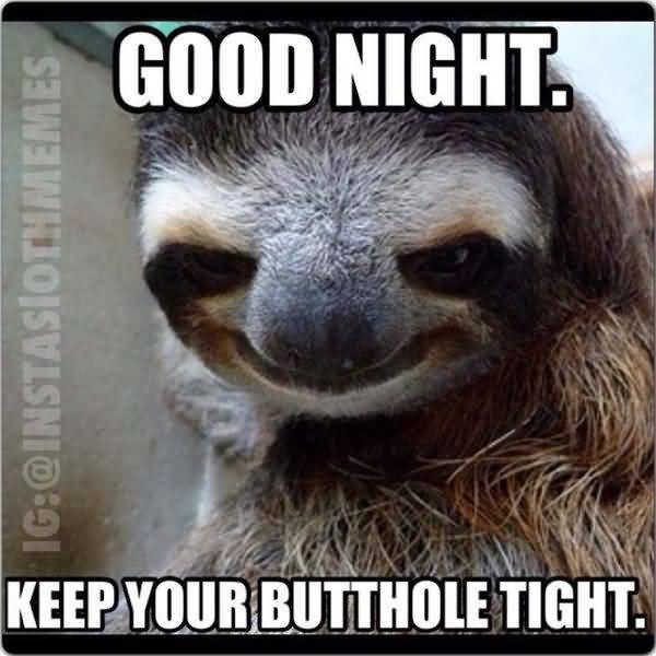 Funny best funny goodnight memes picture