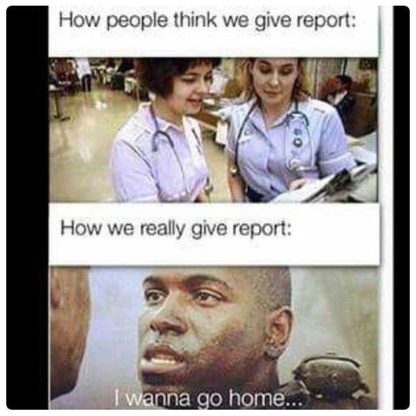 Funny best sick nurse meme image