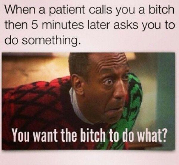 Funny cool patient meme photo