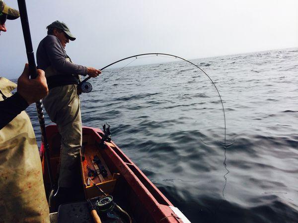 Funny crazy fishing pics image