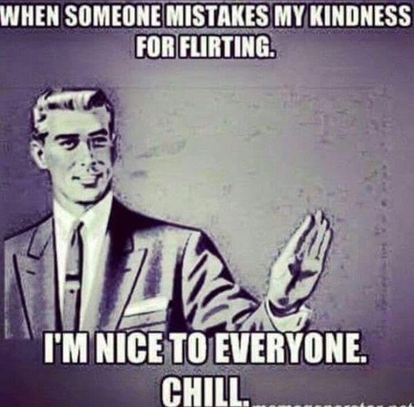 Funny flirty memes for guys joke