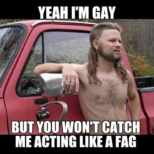 Funny gay friend meme image