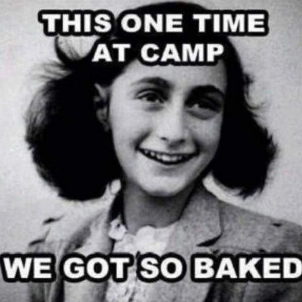 Funny holocaust memes joke