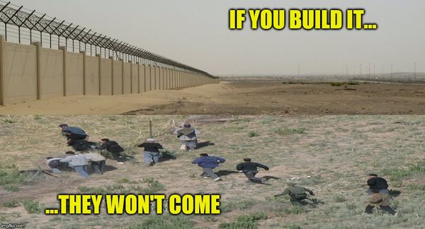 Funny mexican border memes photo