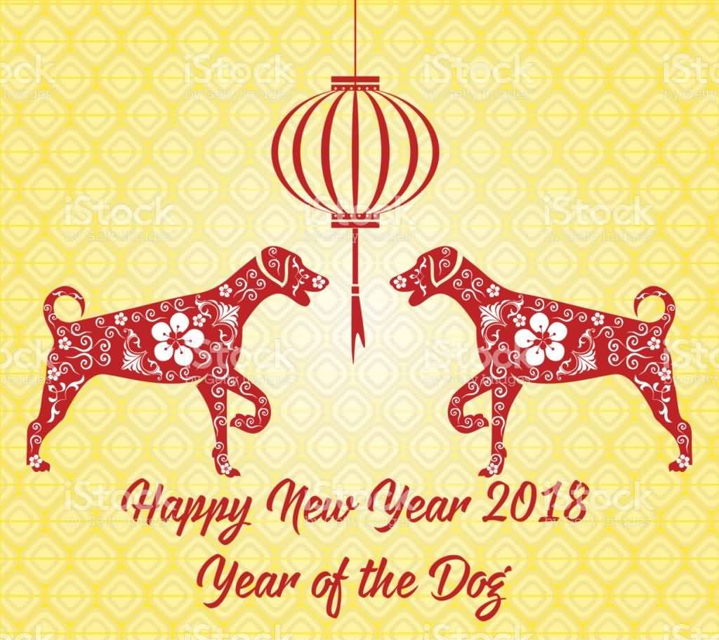 Happy Chinese New Year 2018 Cards Image Picture Photo Wallpaper 01