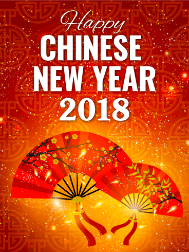 Happy Chinese New Year 2018 Cards Image Picture Photo Wallpaper 10