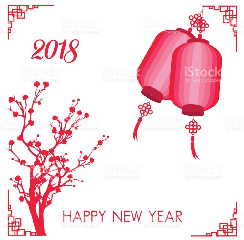 Happy Chinese New Year 2018 Cards Image Picture Photo Wallpaper 11