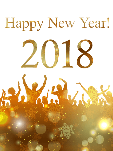 happy new year 2018 cards image picture photo wallpaper 11