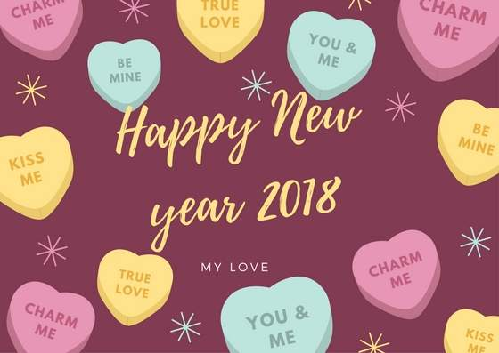 happy new year 2018 cards image picture photo wallpaper 20