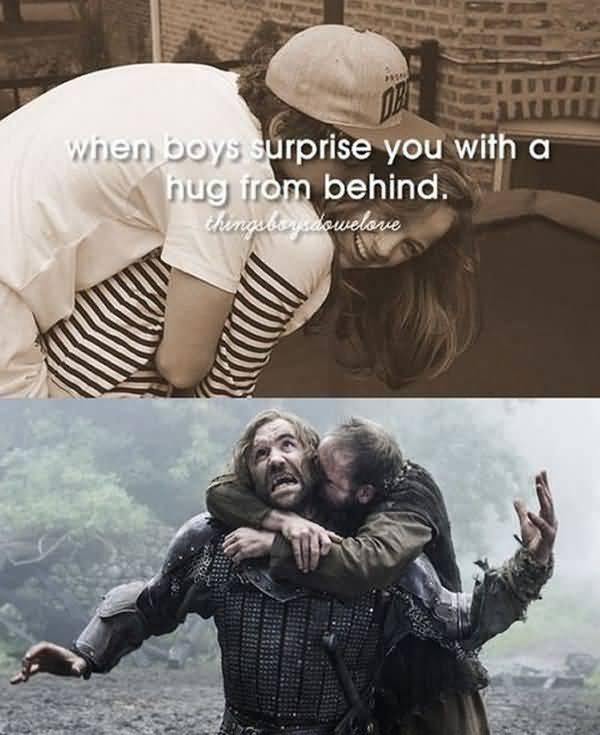 Hilarious Game of Thrones Love Meme Joke