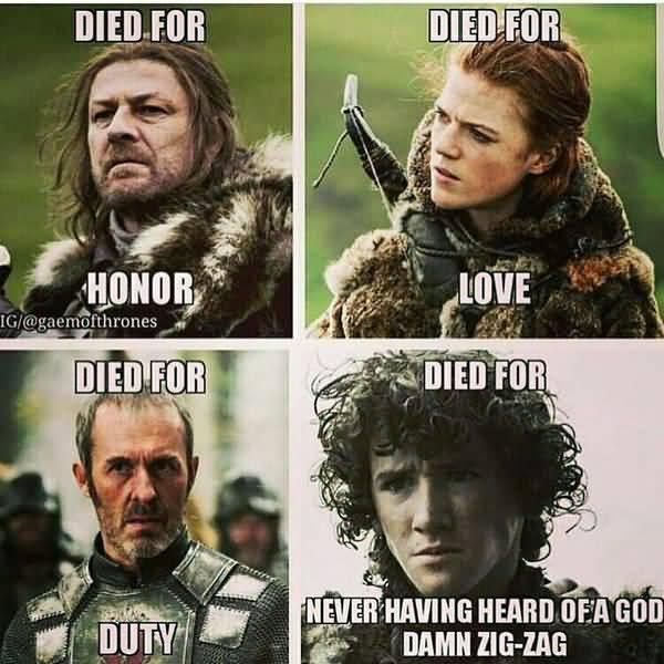 Hilarious Got Season 7 Memes Images