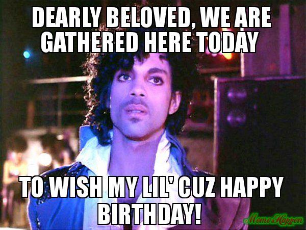 Hilarious Happy Birthday Lil Cuz Meme Joke