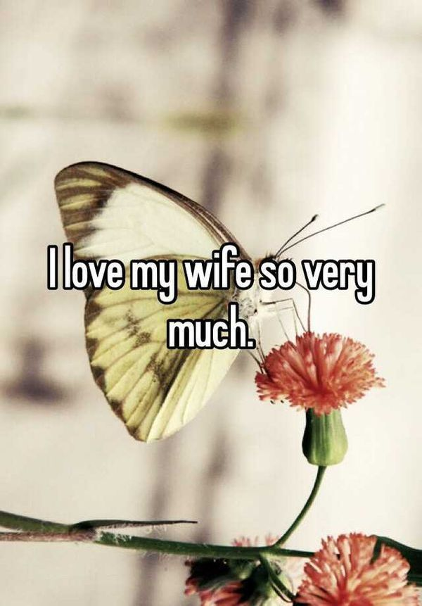 Hilarious I Love My Wife Very Much Jokes