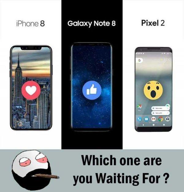 Hilarious Iphone 8 Memes Joke