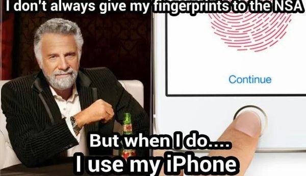 Hilarious Iphone User Meme Joke