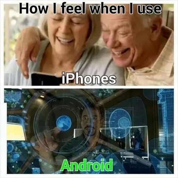 Hilarious Iphone User Meme Jokes
