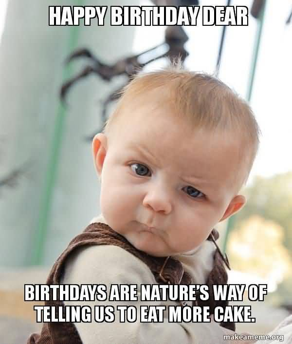 Hilarious common birthday meme for friend with wishes pictures