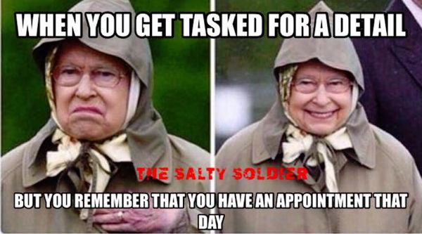 Hilarious scary funny salty meme joke