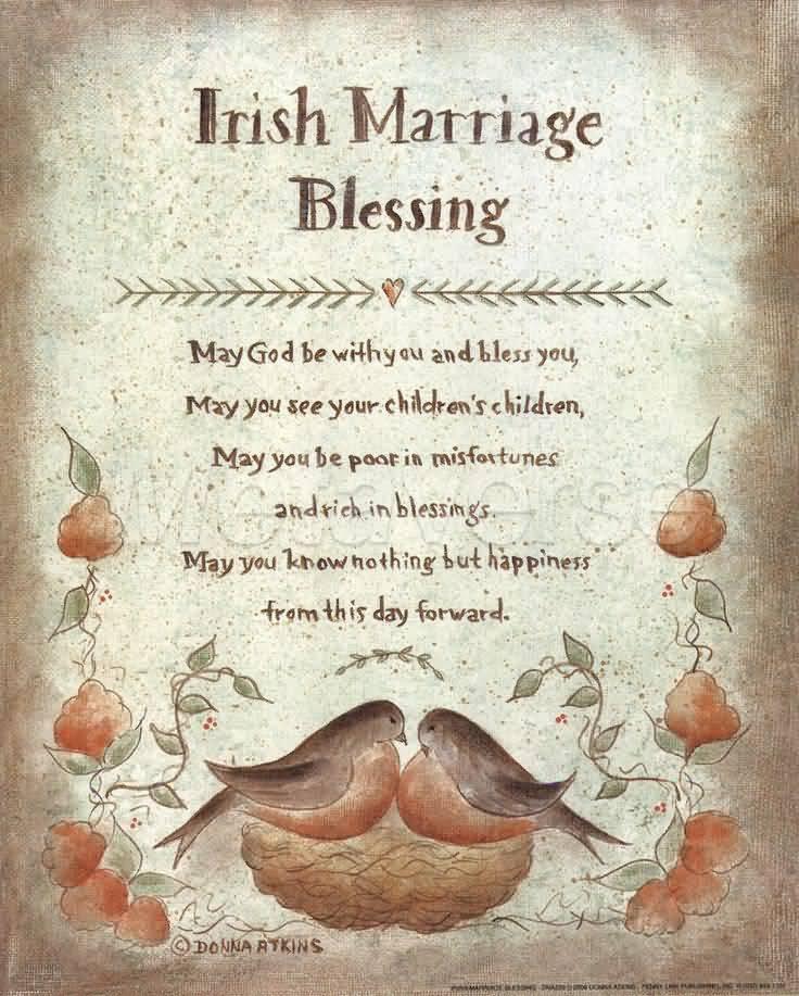 Irish Love Quotes Wedding 15