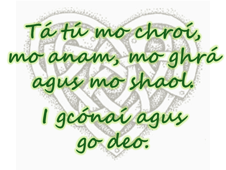 Irish Quotes About Life 08