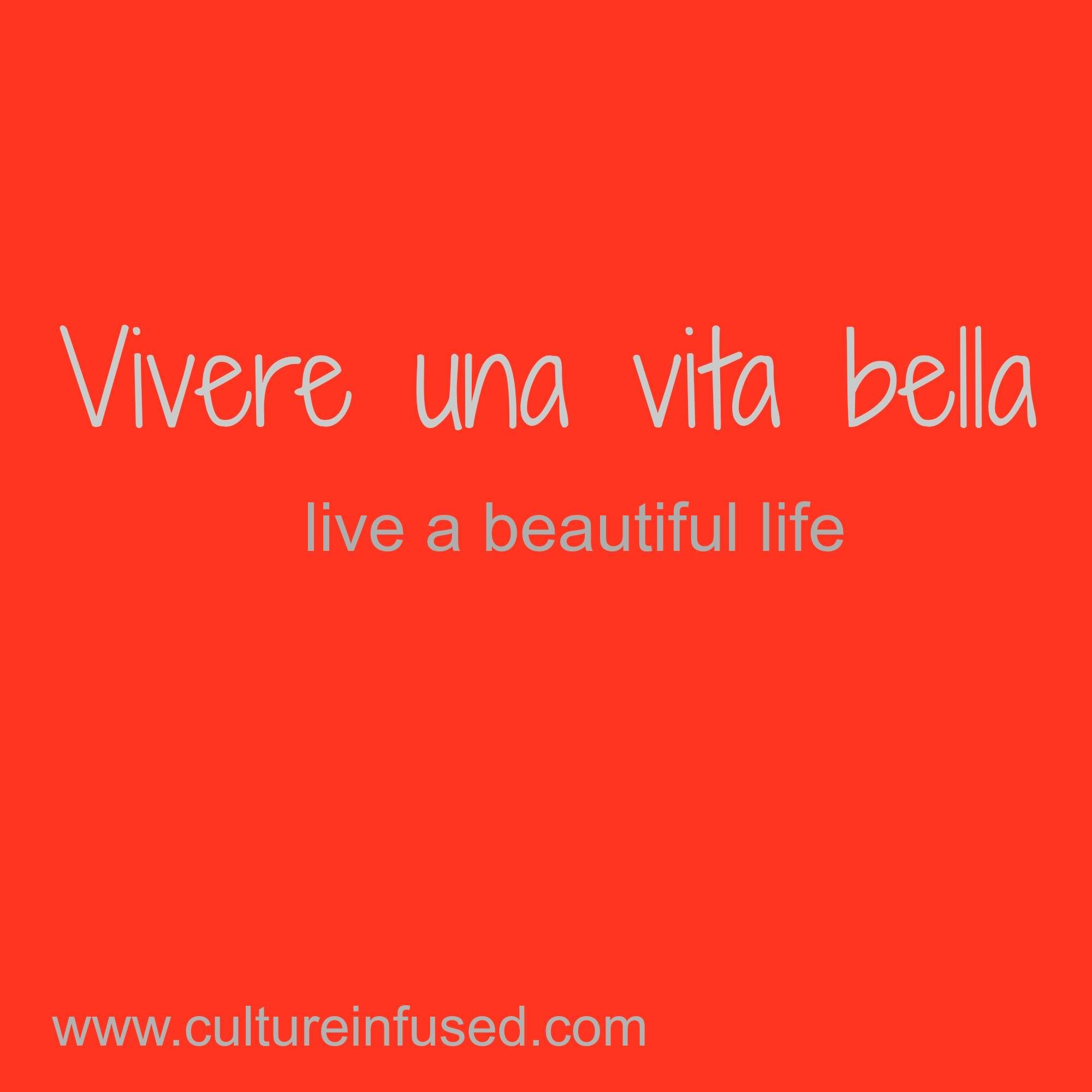 20 Italian Quotes About Life Sayings & Images | QuotesBae