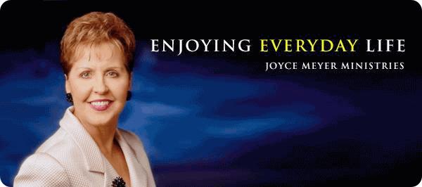 Joyce Meyer Enjoying Everyday Life Quotes 60 QuotesBae Fascinating Joyce Meyer Enjoying Everyday Life Quotes