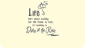 20 Life Dancing In The Rain Quote With Meaningful Photos Quotesbae