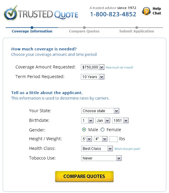 20 Life Insurance Quote Form Pictures And Photos