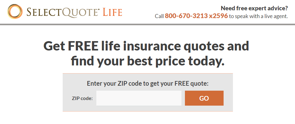 Select A Quote Life Insurance
