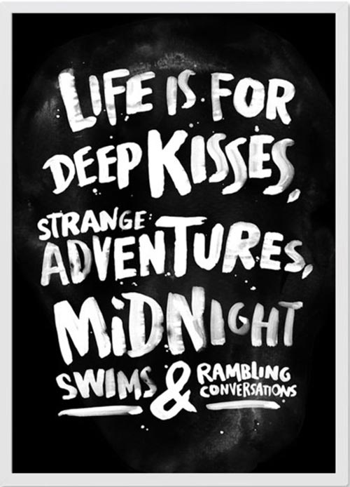 Life Quote Posters 18