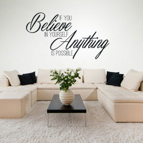 Life Quote Wall Stickers 13