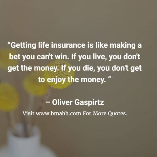 20 Life Quotes Insurance Pictures Photos & Images