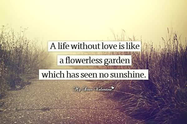 Life Without Love Quotes 04