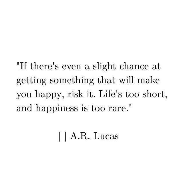 Lifes Too Short Quotes 16
