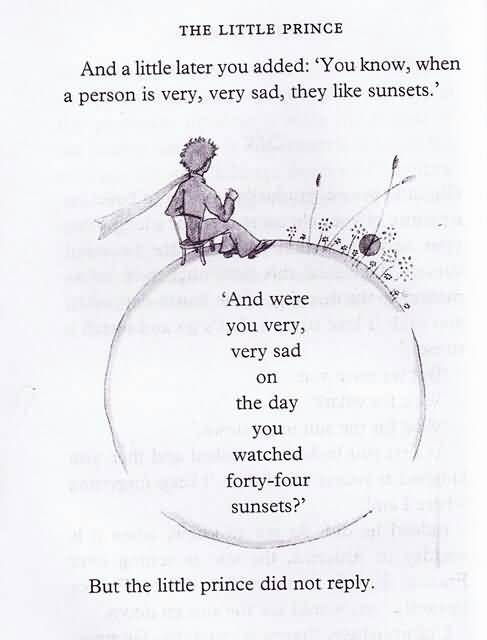 Little Prince Love Quotes 04