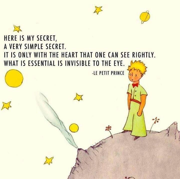 Little Prince Love Quotes 08