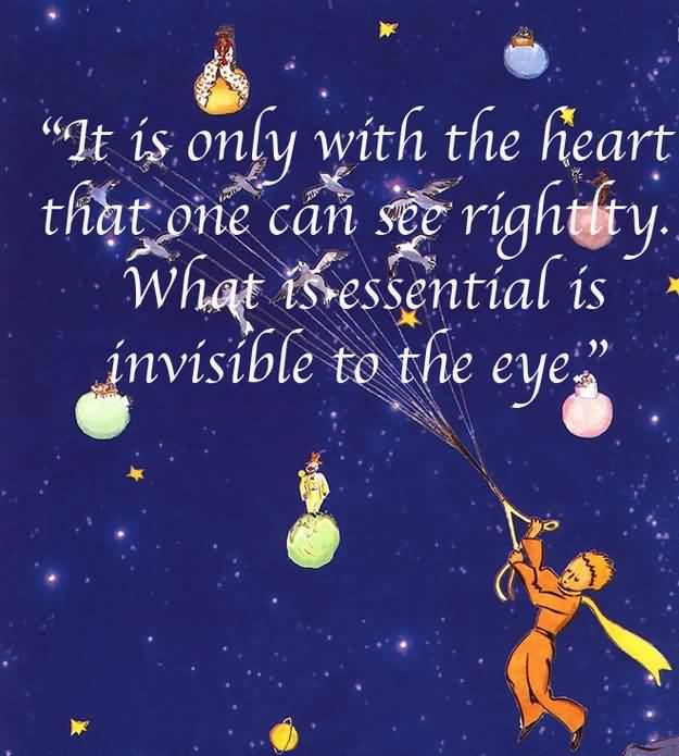 Little Prince Love Quotes 09